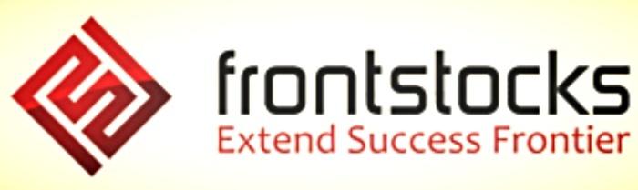 Фронтсток - логотип