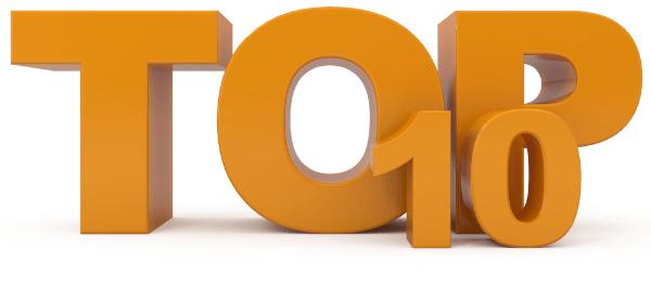 TOP 10 брокеров бинарных опционов