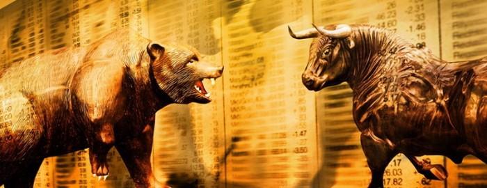 Быки и медведи на финансовых рынках
