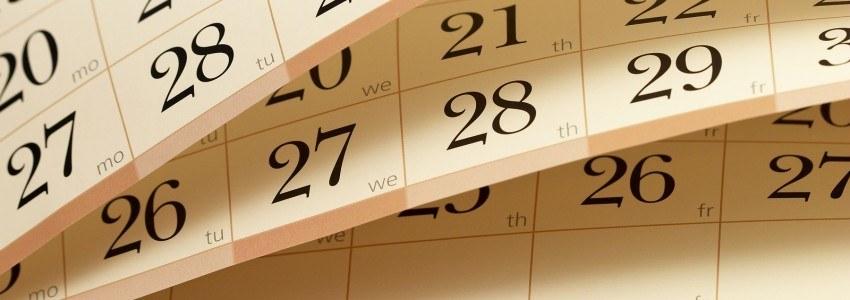 Макроэкономический календарь